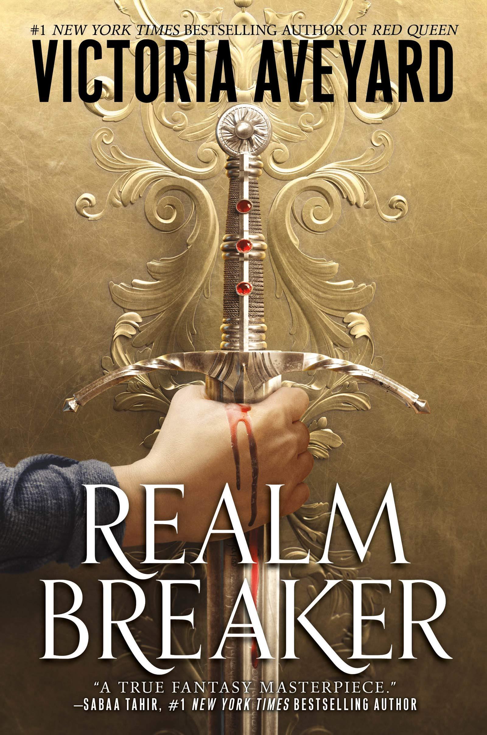 Realm Breaker : Aveyard, Victoria: Amazon.de: Bücher