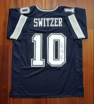 ce721e8b473 Ryan Switzer Autographed Signed Jersey Dallas Cowboys JSA at ...