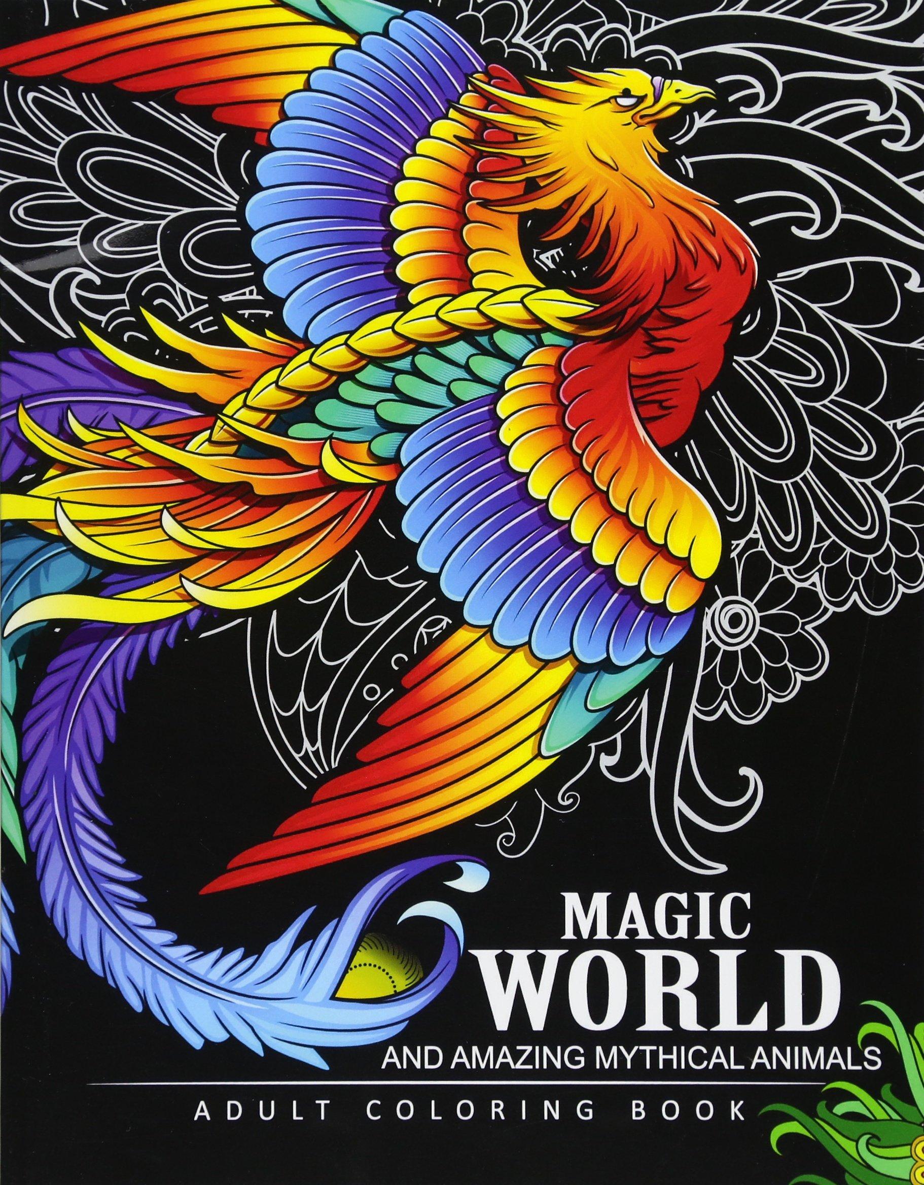 Magical World Amazing Mythical Animals product image