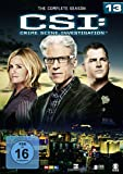 CSI: Crime Scene Investigation - Season 13 [6 DVDs]