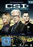 CSI: Crime Scene Investigation - Season 13 [6 DVDs]