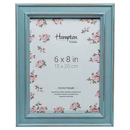 Hampton Frames - Marco de fotos Paloma de 15 x 20 cm. con acabado en ...