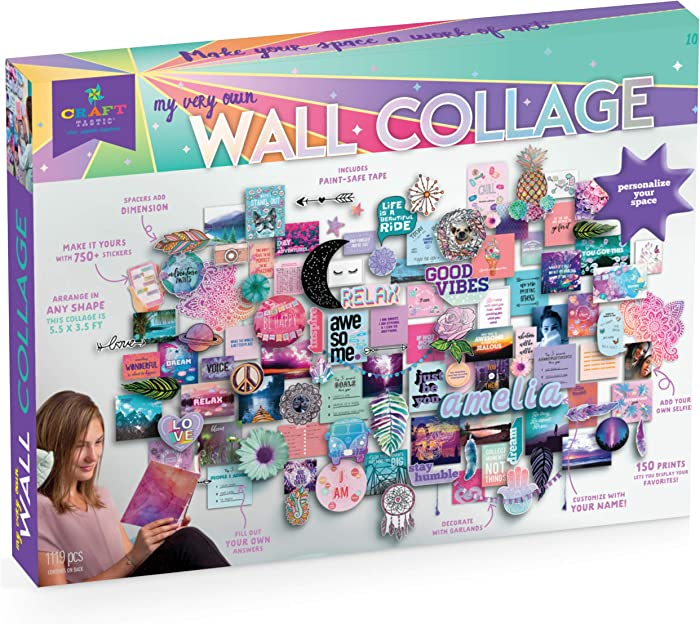 Top 10 Collage Kit For Wall Room Decor Teens
