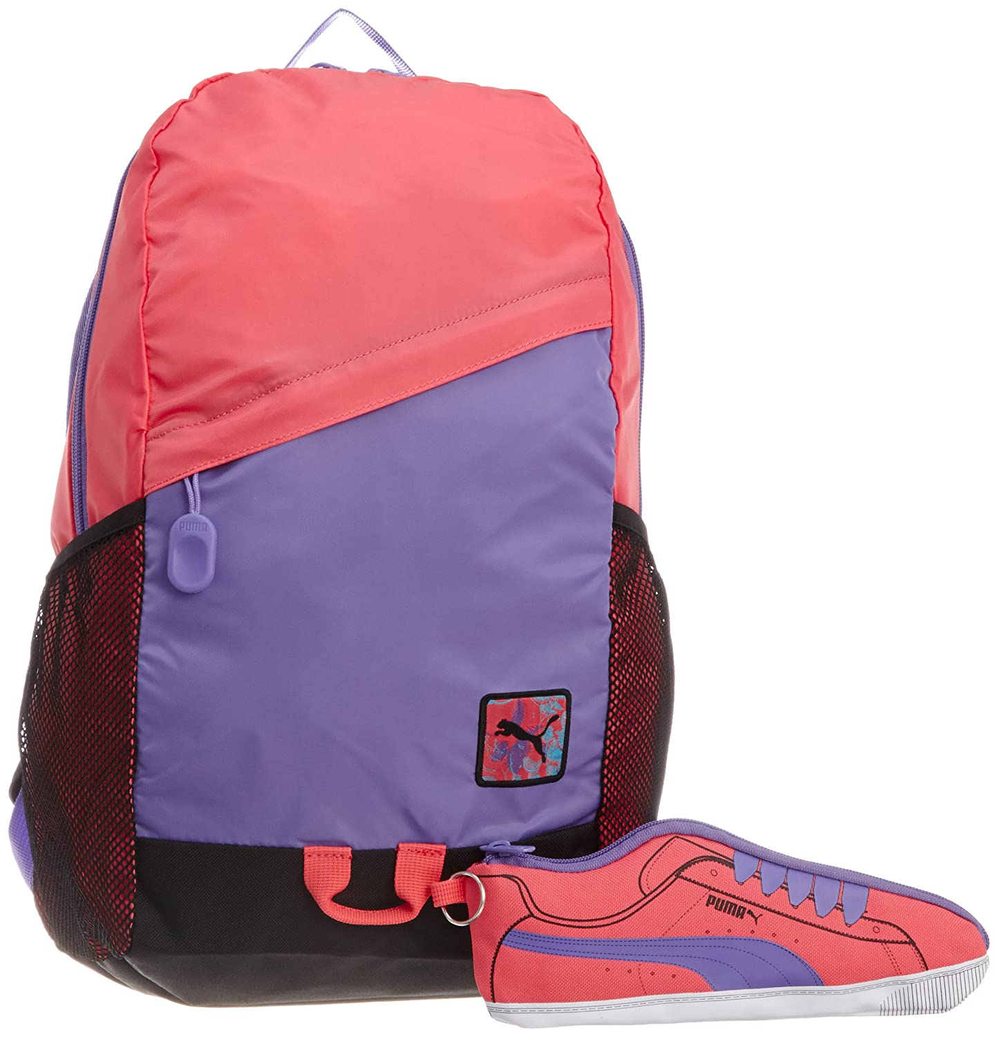 36c0787bb1 Puma Purple   Pink Special Backpack for Girls - 7227101-X  Amazon.in  Bags
