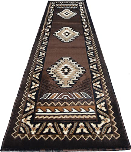 Rugs 4 Less Rustic Southwestern Native American Indian Collection Area Rug