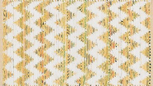 Loloi Rugs Vivian Collection Yellow Contemporary Area Rug