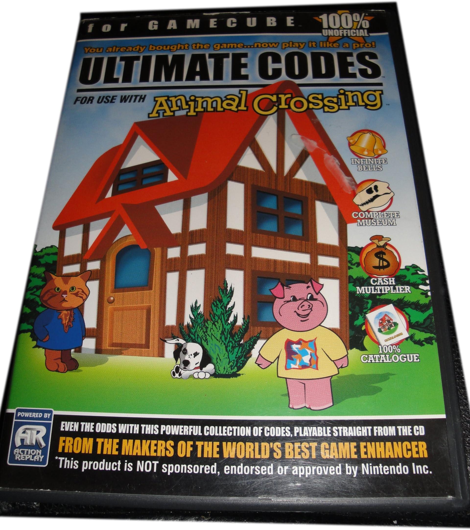 Amazon.com: Ultimate <b>Codes</b>- <b>Animal Crossing</b>: Video Games