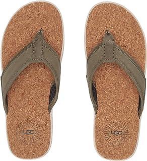 b766c9c4a Amazon.com | UGG Men's Beach Flip Flop | Sandals