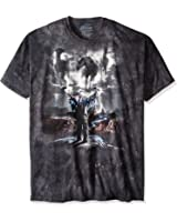 The Mountain Summoning The Storm T-Shirt