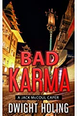 Bad Karma (A Jack McCoul Caper Book 2) Kindle Edition