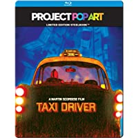 Taxi Driver (Limited Edition Steelbook) (Region Free   US Import) - Project POP Art