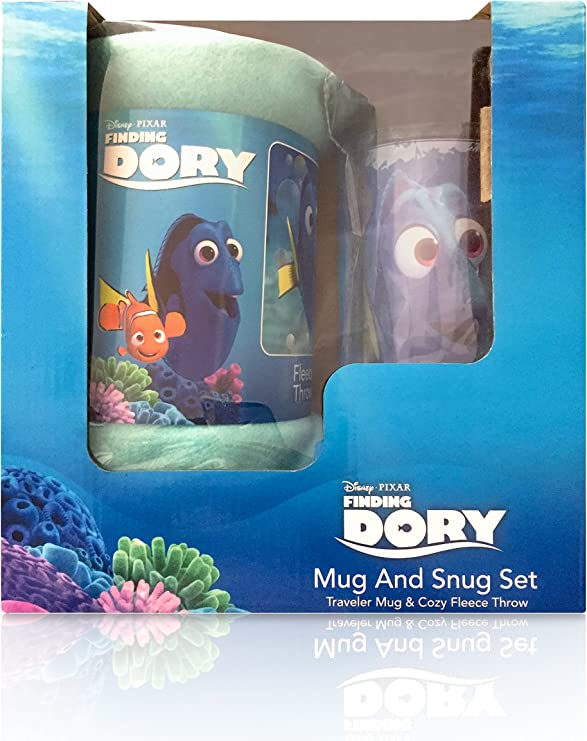 Finding Dory Müslischalen Set Dorie und Nemo