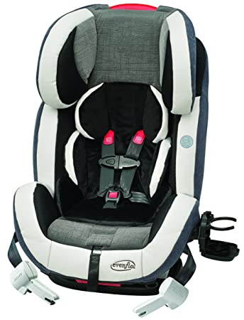 Evenflo Symphony DLX All In One Car Seat Hamilton Discontinued By Manufacturer