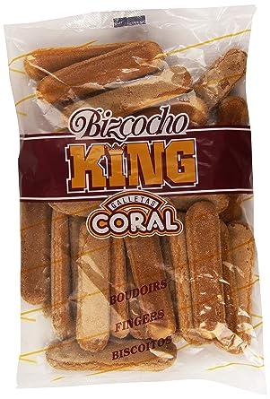 Galletas Coral - Bizcochos King - 300 g - [pack de 6]