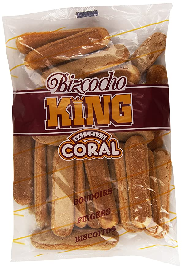 Galletas Coral - Bizcochos King - 300 g: Amazon.es: Alimentación y bebidas