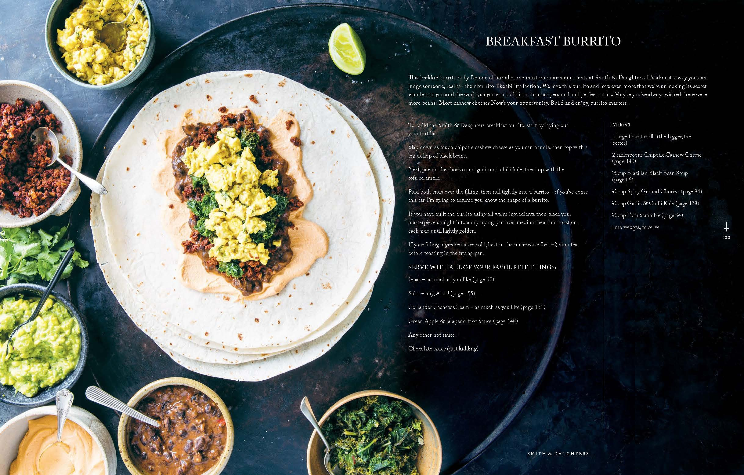 Smith & Daughters: A Cookbook That Happens to be Vegan : A Cookbook ...