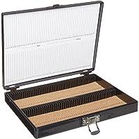 Heathrow Scientific HD15994G - Caja para portaobjetos (revestimiento