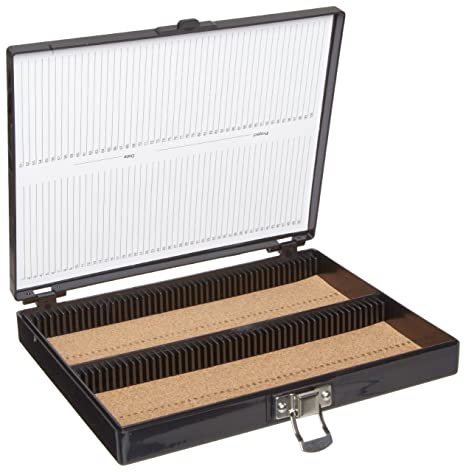 Heathrow Scientific HD15994G - Caja para portaobjetos ...