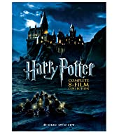 Harry Potter: The Complete 8-Film Collection [DVD]