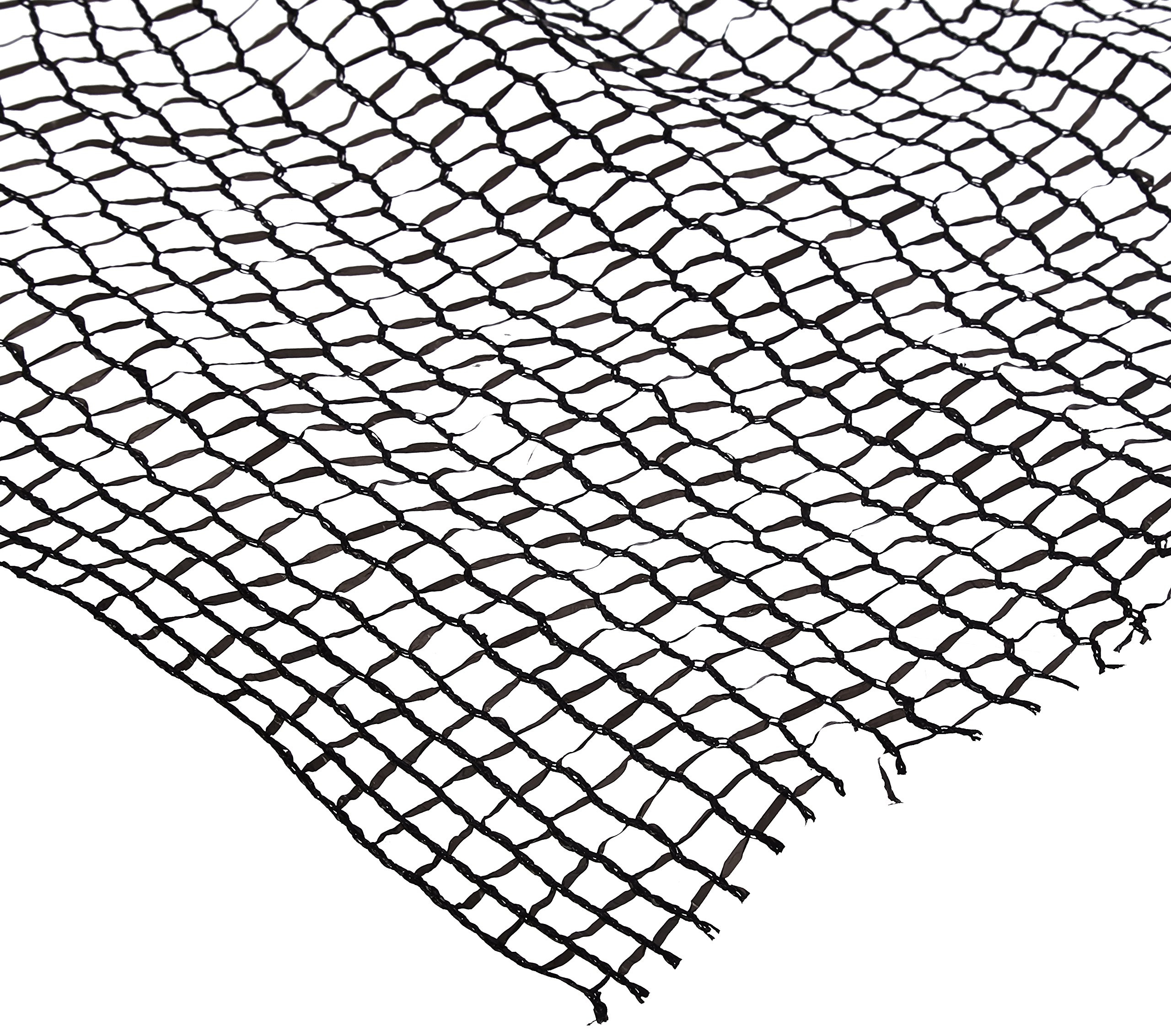 Dewitt 14-Foot by 14-Foot Bird Barricade Deluxe Netting 1/4-Inch Mesh BB1414DLX