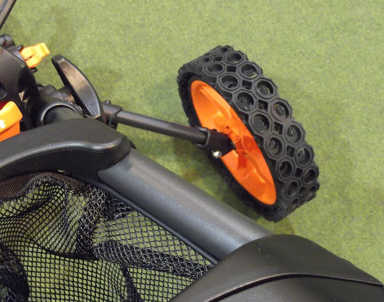Gliders Pair Of Winter Wheels For Golf Trolleys Slazenger 1084 Trolley Case 28 Inc Sports Outdoors