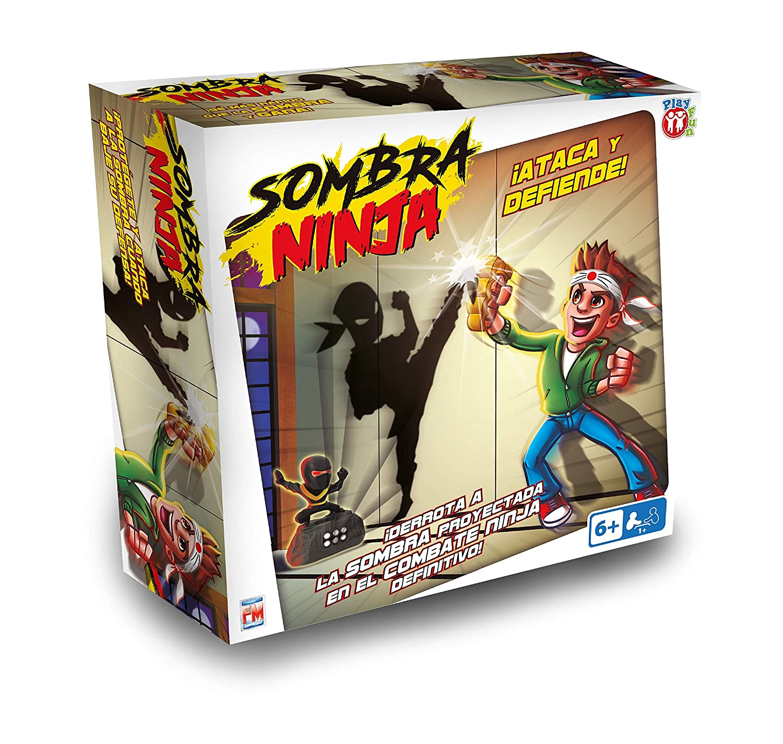 IMC Toys-91139 Juego Playfun Somninja, Color multocolor, única (91139)