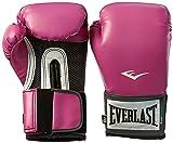 Everlast Women's Pro Style Training Gloves, Pink