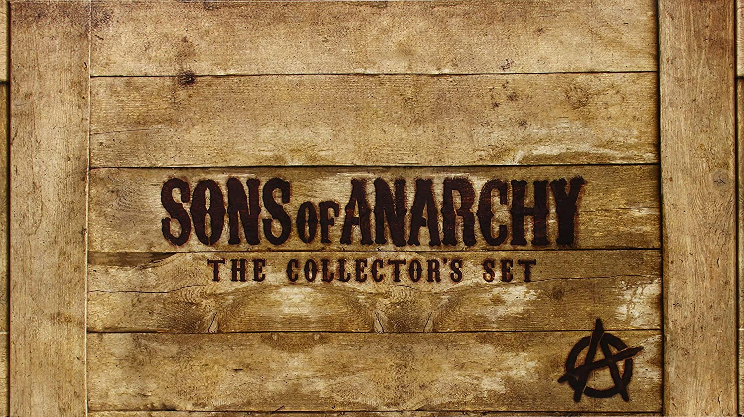 Amazoncom Sons Anarchy Reaper Set Bd Blu Ray Kim Coates Ron