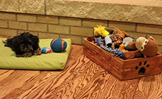 product image for Dynamic Accents Amish Handcrafted Pet Toy Box