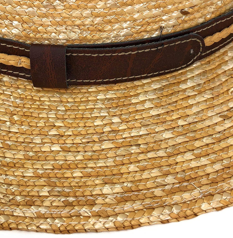 Sombrero Panam/á para Mujer WEROR