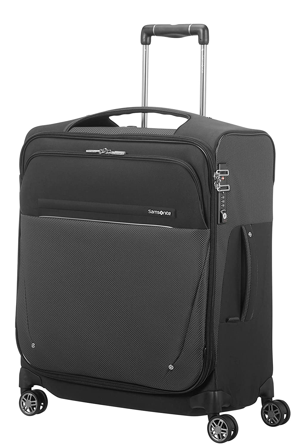 SAMSONITE B-Lite Icon - Spinner 56/20, 55.5 L, 2 KG Equipaje de Mano, Negro (Black): Amazon.es: Equipaje
