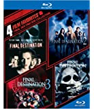 4 Film Favorites: Final Destination Collection [Blu-ray]