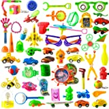 BDC Toy Assortment Stocking Stuffers, 100 Pieces