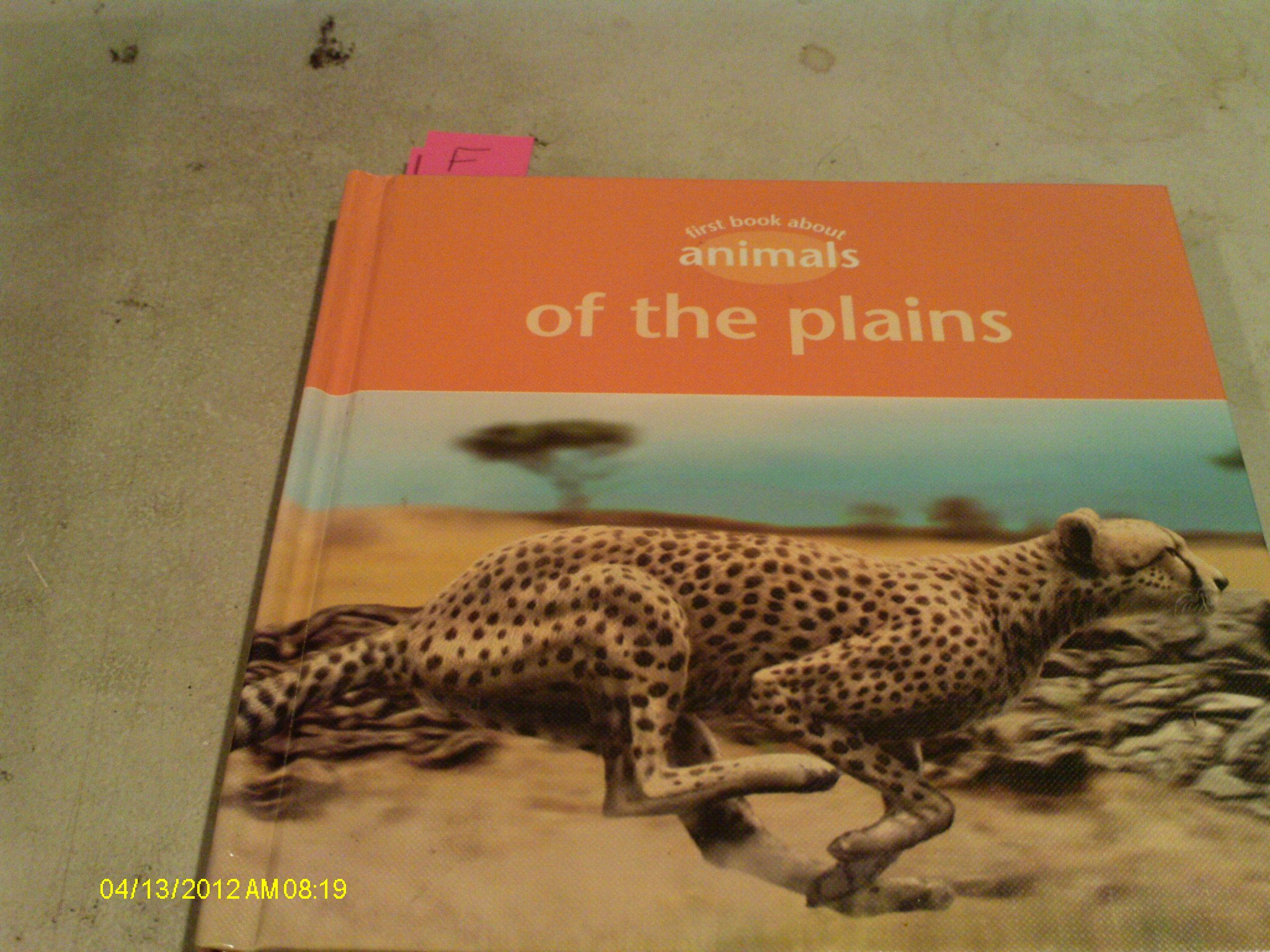 Download First Book About Animals of the Plains ebook