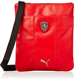 ac785feb39 Puma Ferrari LS Portable (073941 02) (Rosso Corsa)  Amazon.co.uk ...