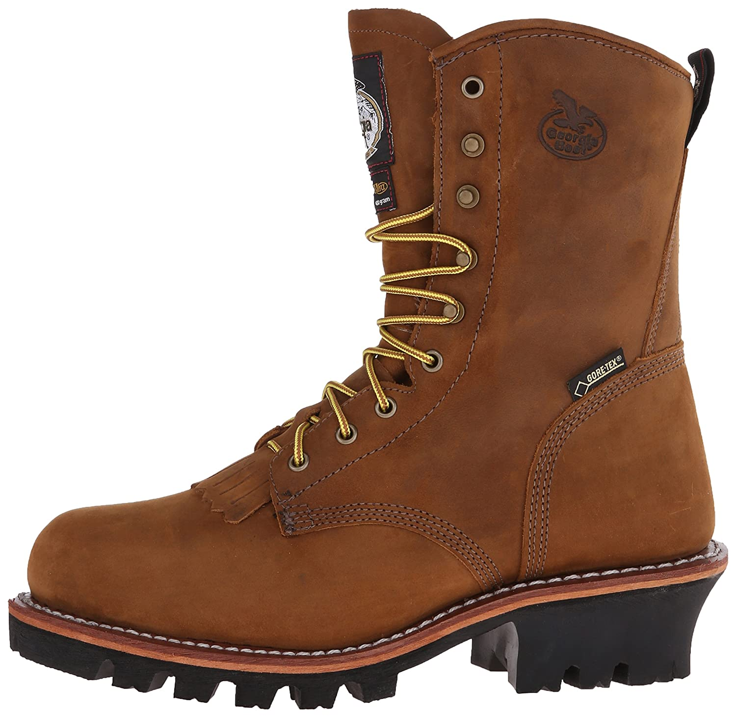 6f1cdfb97b4 Amazon.com | Georgia Boot Steel Toe Gore-TEX Waterproof Insulated ...