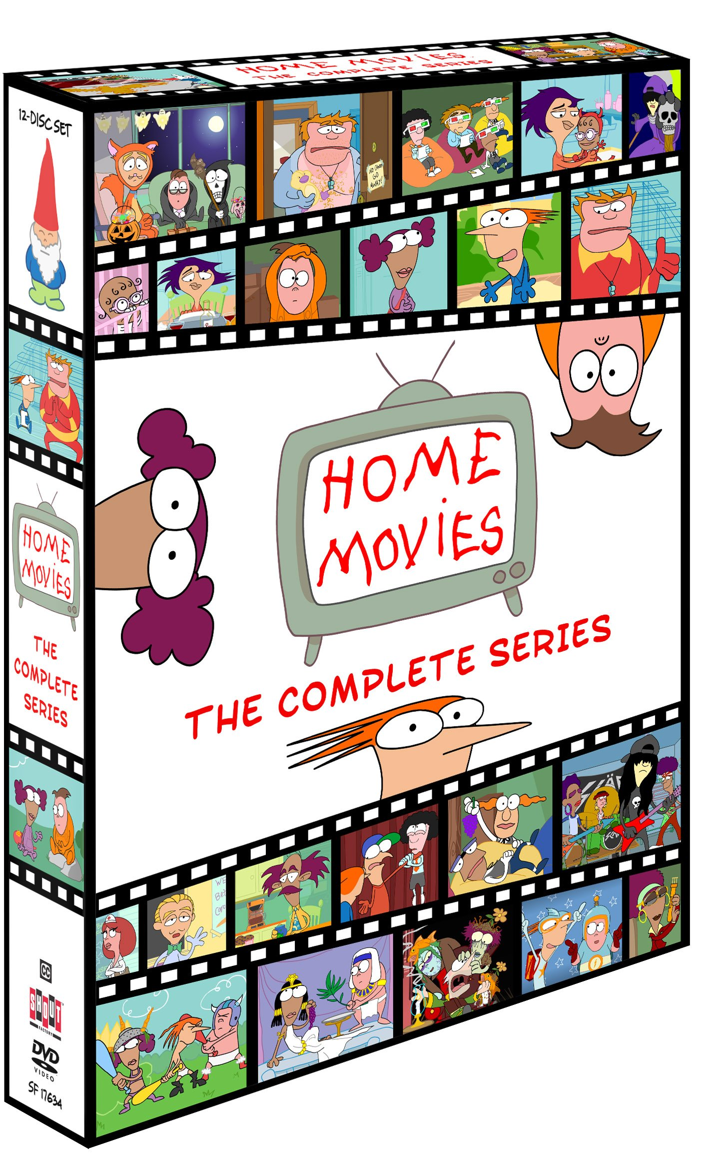 Home Movies: The Complete Series