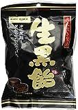 日進製菓 生黒飴 135g×12袋