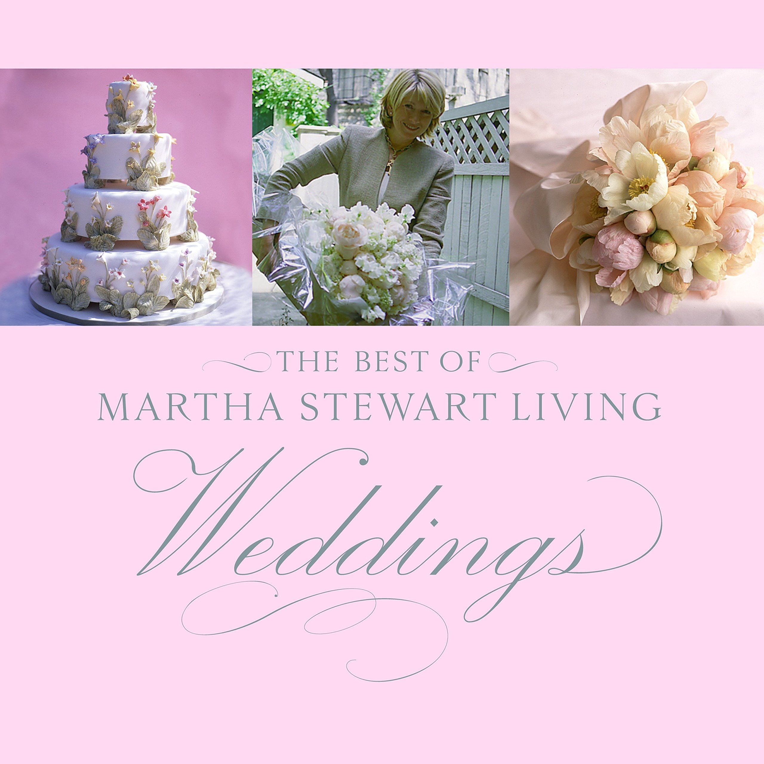 Weddings: Martha Stewart Living Magazine: 9780609604267: Amazon.com ...