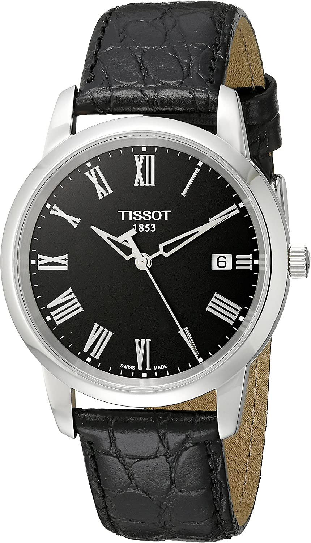Tissot Men s T033.410.16.053.01 Swiss Quartz Movement Watch