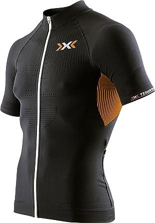 X-Bionic Adultos en funci/ón de la Ropa de Ciclismo para Mujer The Trick OW Camiseta kanirope SL Full Zip