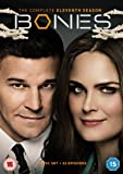 Bones: The Complete Eleventh Season [DVD]