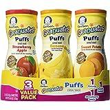 Gerber Graduates Puffs - Variety Pack - 1.48 oz - 3 pk by Gerber