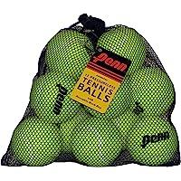 Penn Pressureless Tennis Balls - Non-Pressurized Training / Practice Tennis Balls