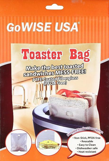Amazon.com: GW22618 paquete de 2 bolsas antiadherentes ...