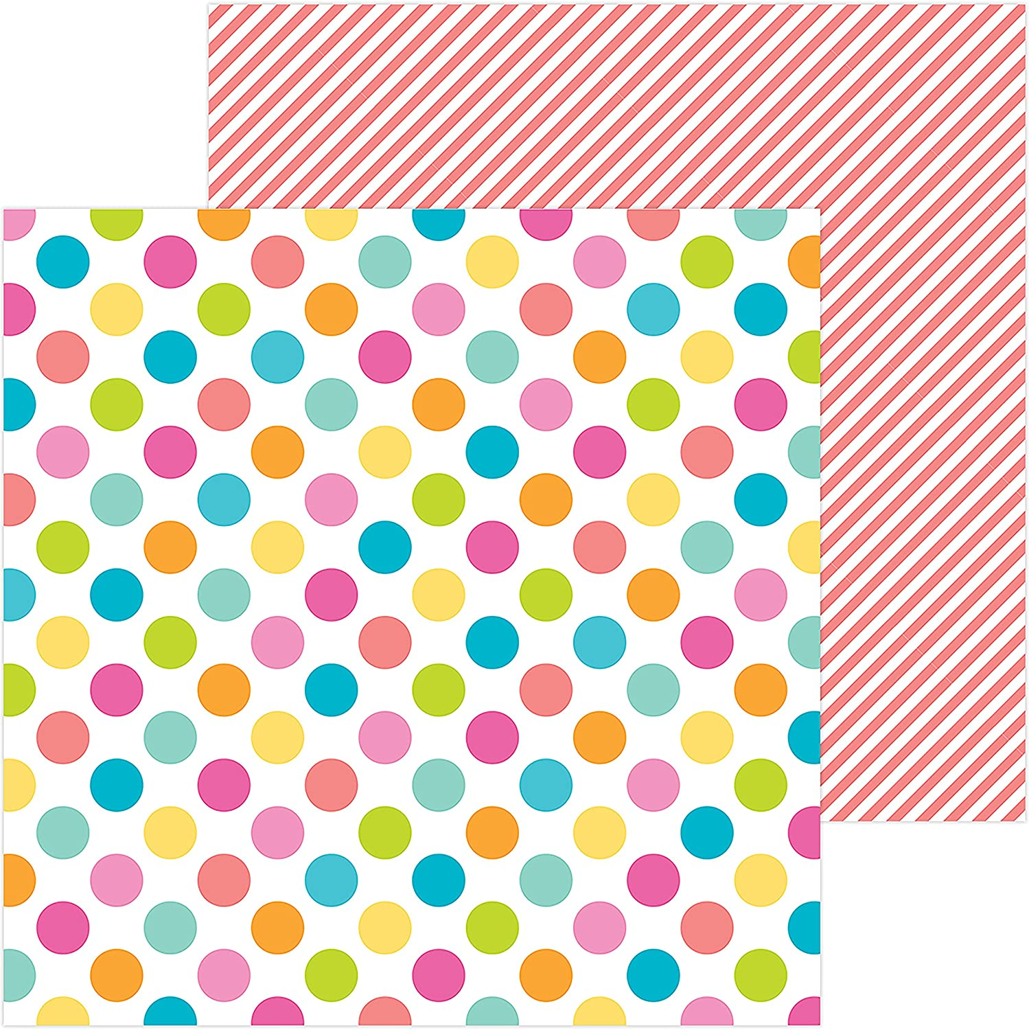 Sweet Summer Double-Sided Cardstock 12 X12 -Beach Bag B07CRTKP8N | Neue Produkte im Jahr 2019
