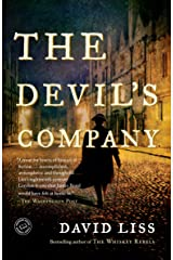 The Devil's Company: A Novel (Benjamin Weaver Book 3) Kindle Edition