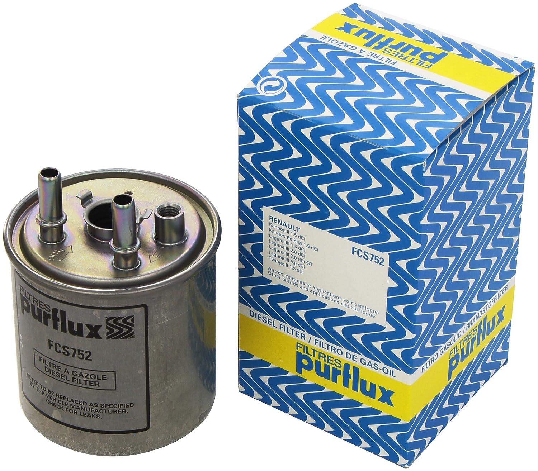 Purflux FCS752 Injecteurs de Carburant Sogefi Filtration France