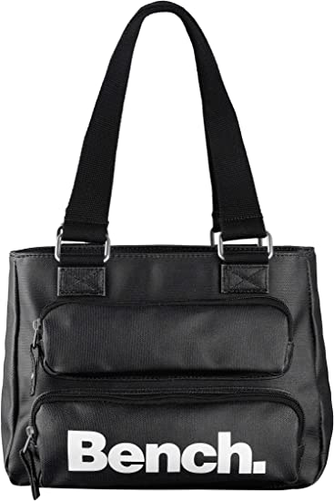 Bench Sac à Main edza Handbag German Noir Noir Taille