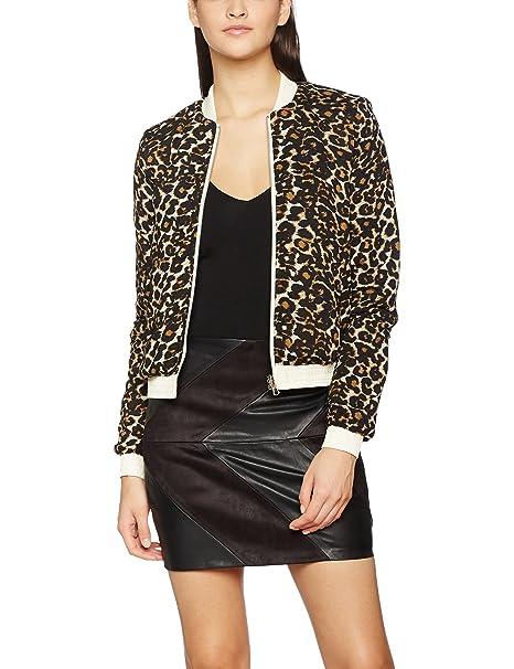 Vero Moda Vmsora Bomber Jacket Chaqueta para Mujer: Amazon ...